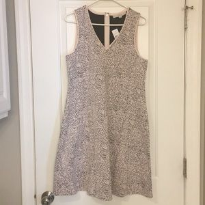 Loft Sleeveless Dress ~ New With Tags ~ Size 8
